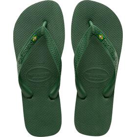 havaianas Brasil Sandalen groen